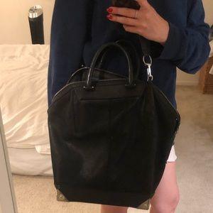 Alexander Wang Bags - Alexander Wang Black Leather Large Emile Tote